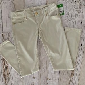 NEW LILLY PULITZER Worth Skinny Sateen Pants
